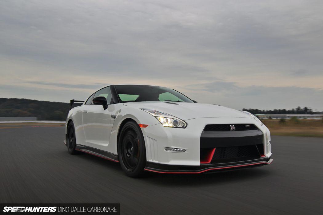 2014 Nissan Nismo GT-R R35 supercar race racing  r wallpaper