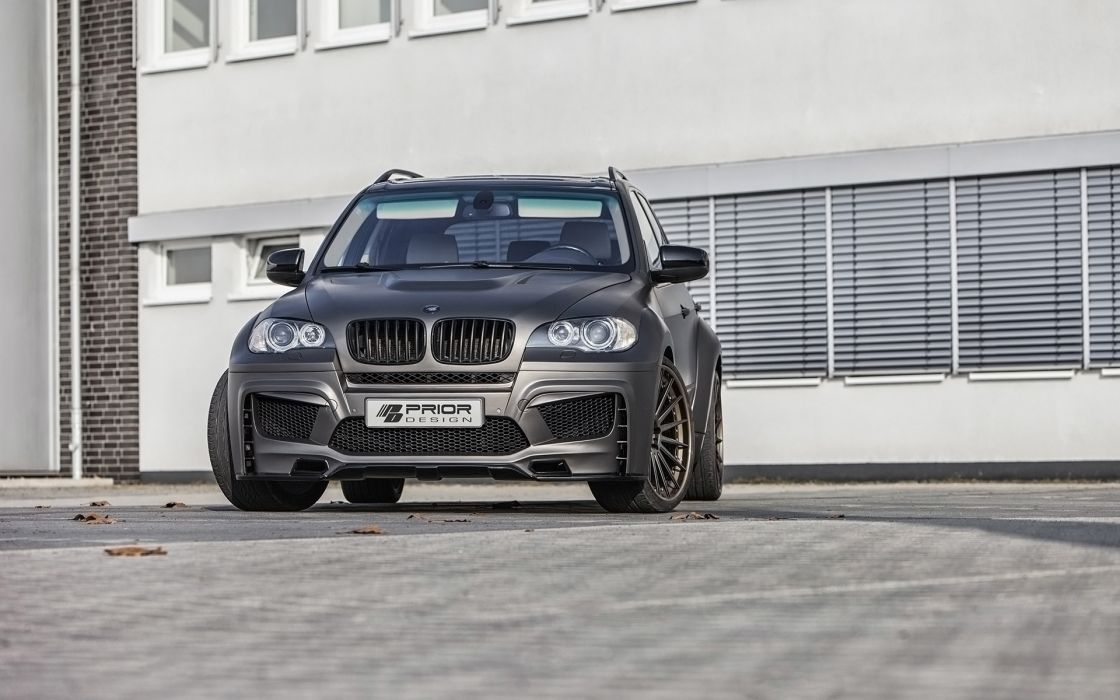 2014 Prior-Design BMW X-5 PD5X Widebody suv tuning   f wallpaper