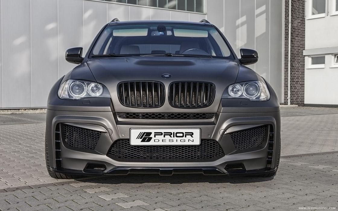 2014 Prior-Design BMW X-5 PD5X Widebody suv tuning  g wallpaper