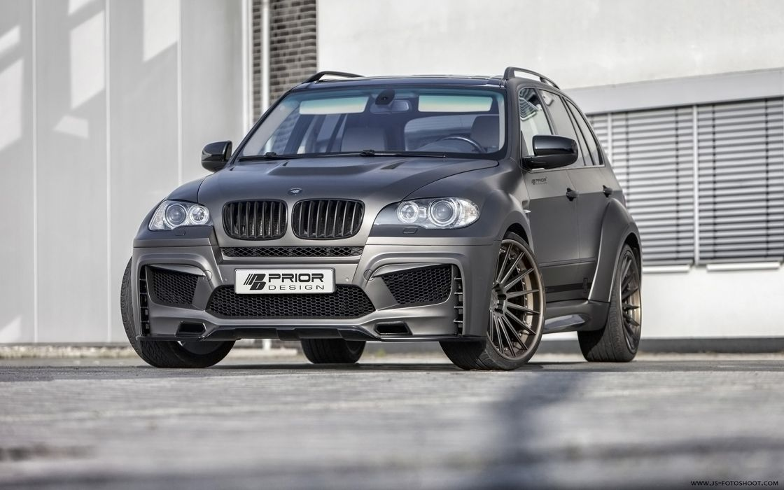 2014 Prior-Design BMW X-5 PD5X Widebody suv tuning        g wallpaper