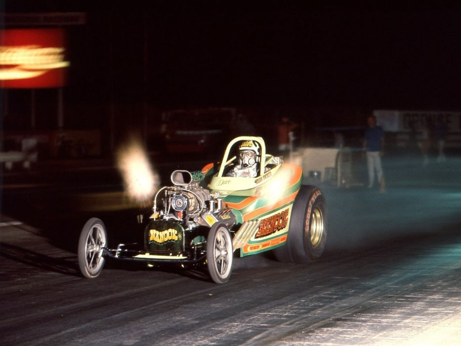 AA Fuel-Altered drag racing race hot rod rods retro dragster engine     f wallpaper