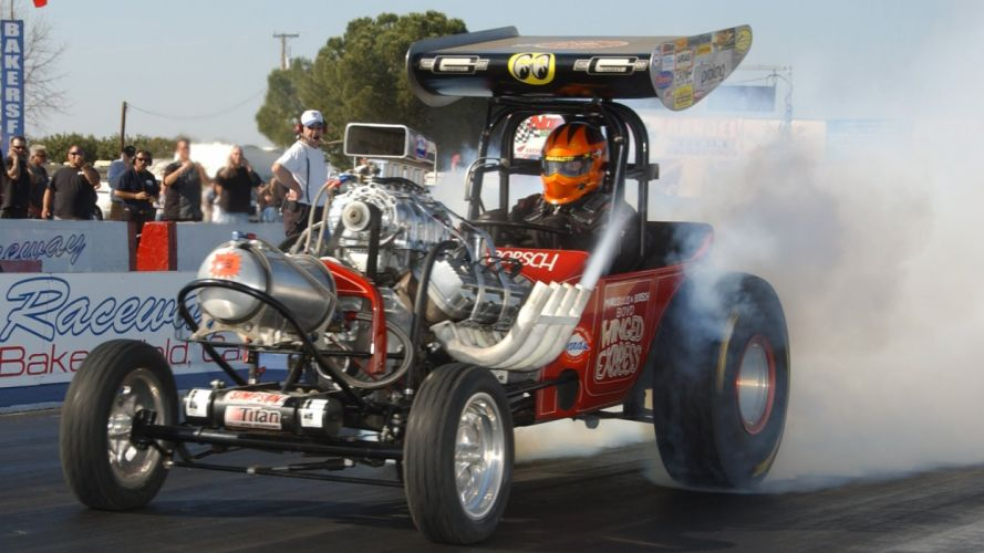 AA Fuel-Altered drag racing race hot rod rods retro dragster engine r wallpaper
