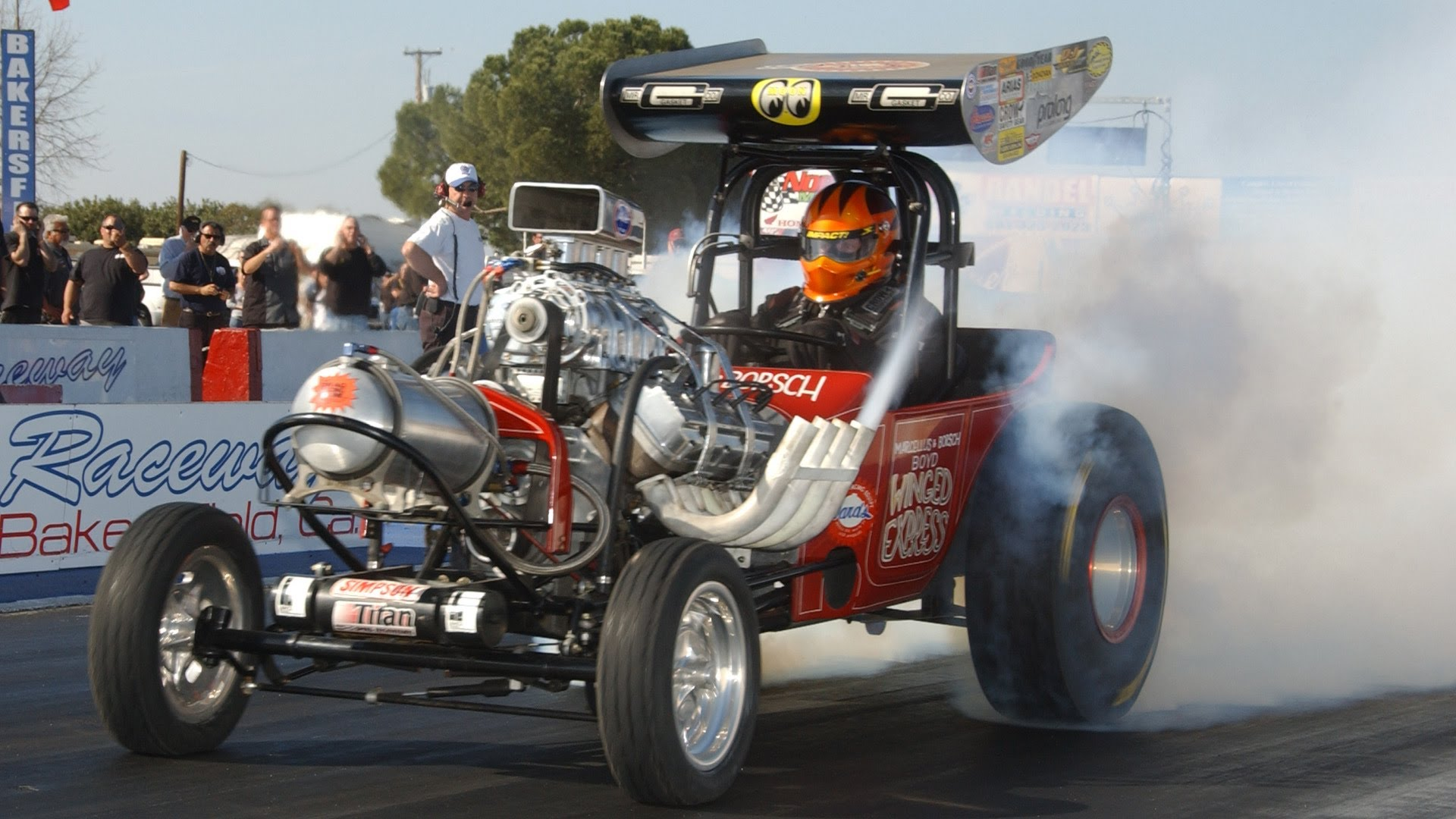 Aa Fuel Altered Drag Racing Race Hot Rod Rods Retro