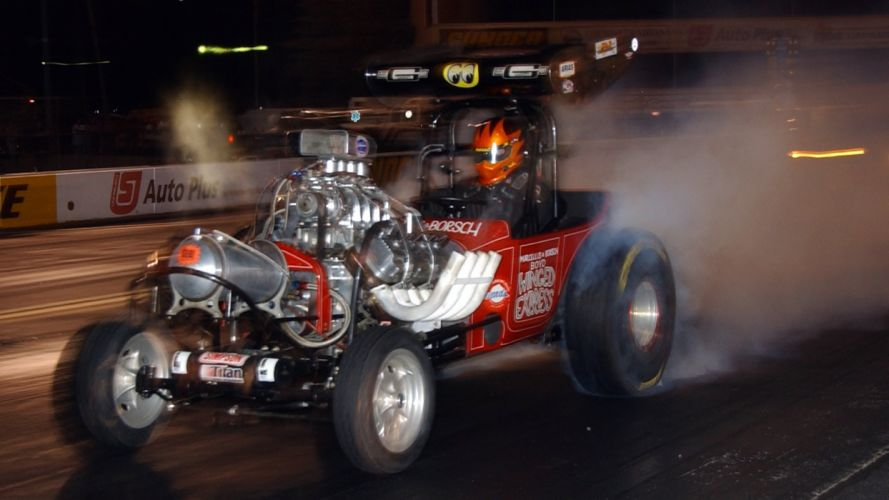 AA Fuel-Altered drag racing race hot rod rods retro dragster engine g wallpaper