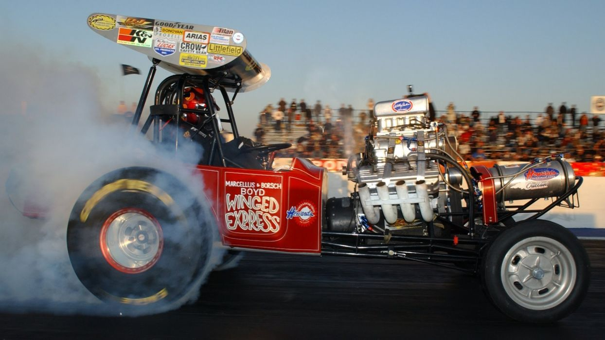 AA Fuel-Altered drag racing race hot rod rods retro dragster engine  gd wallpaper