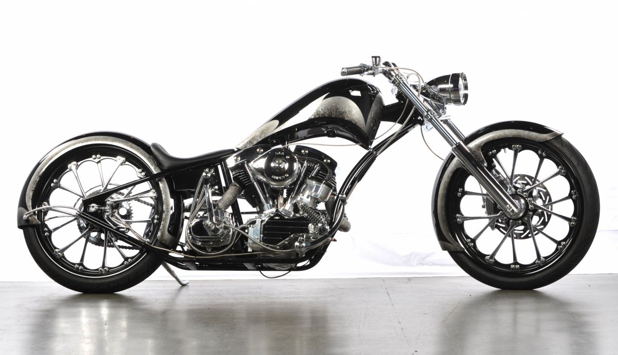 CUSTOM CHOPPER motorbike tuning bike hot rod rods     g wallpaper