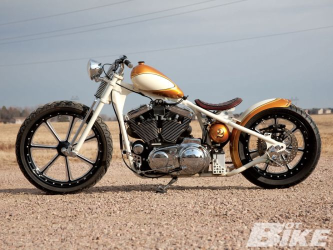 CUSTOM CHOPPER motorbike tuning bike hot rod rods hf wallpaper