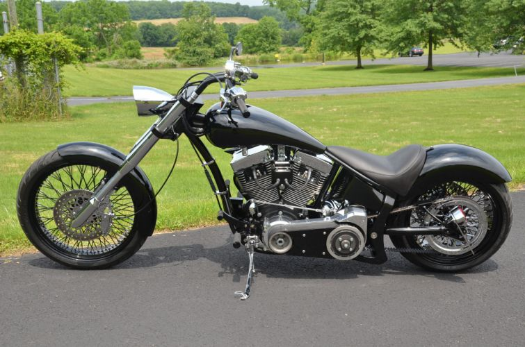 CUSTOM CHOPPER motorbike tuning bike hot rod rods da_JPG wallpaper