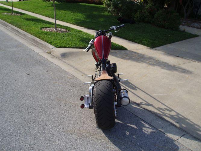 CUSTOM CHOPPER motorbike tuning bike hot rod rods k_JPG wallpaper