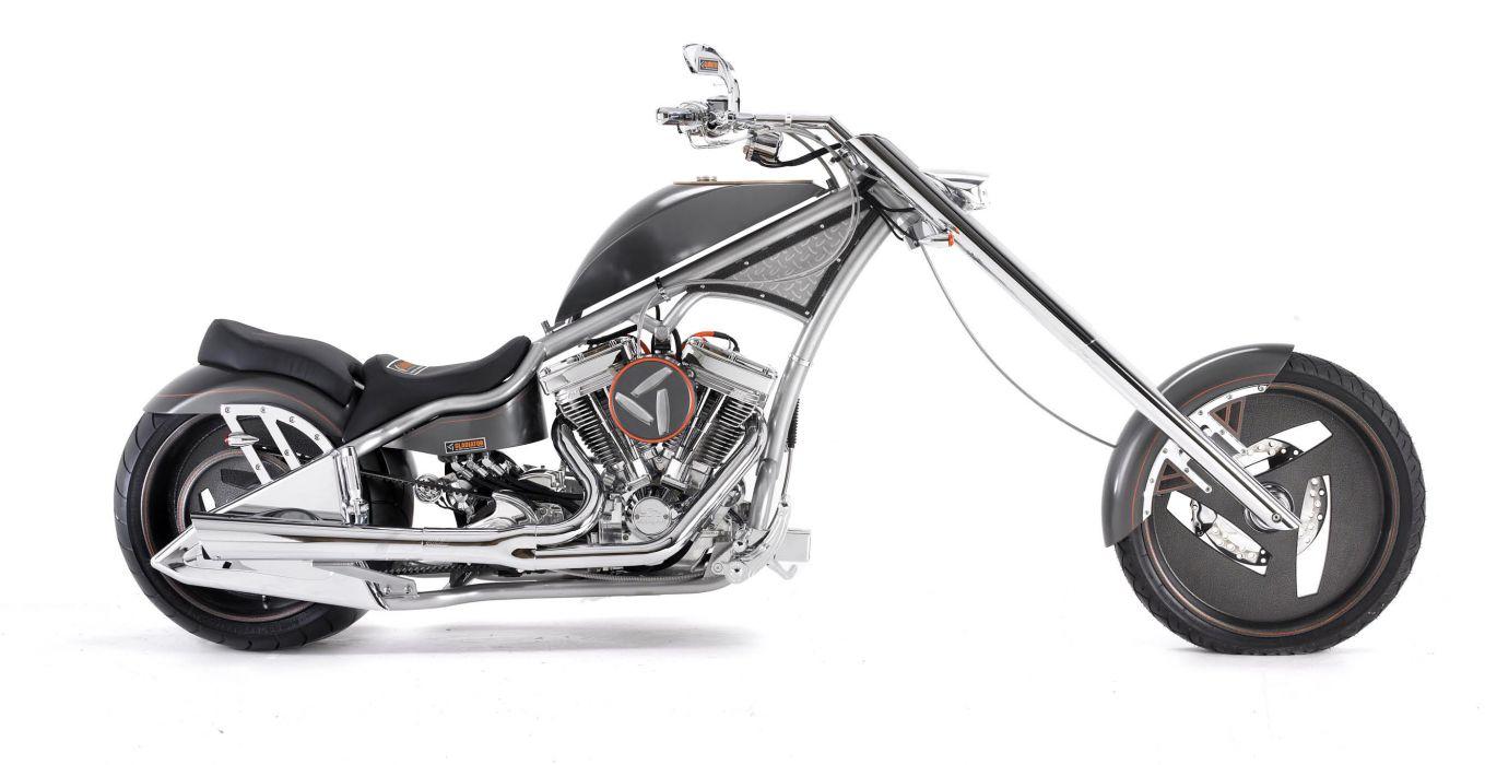 CUSTOM CHOPPER motorbike tuning bike hot rod rods   hd wallpaper