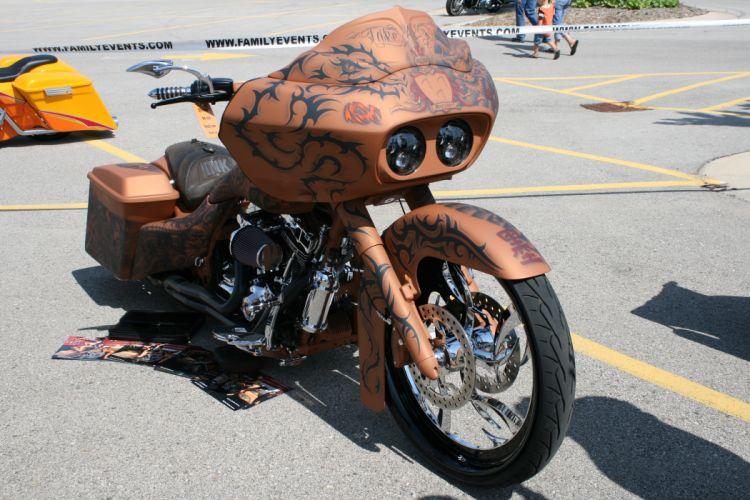 CUSTOM CHOPPER motorbike tuning bike hot rod rods ji wallpaper