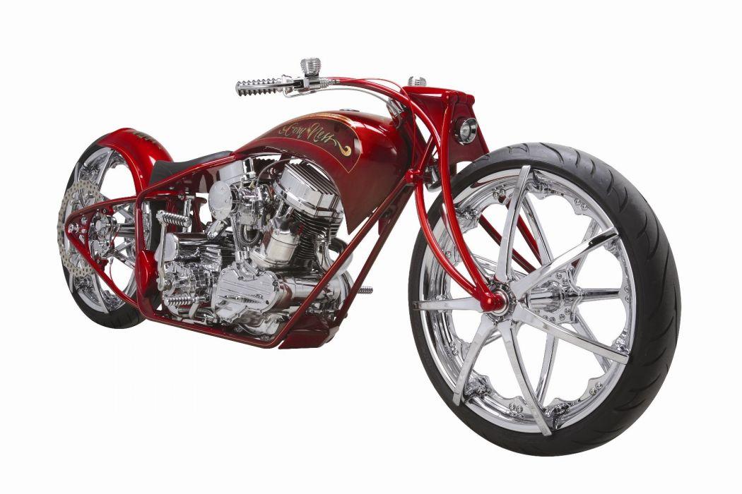 CUSTOM CHOPPER motorbike tuning bike hot rod rods   jd wallpaper