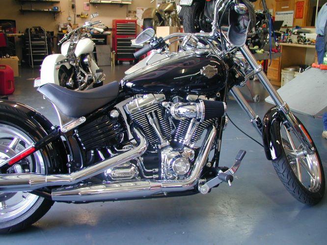 CUSTOM CHOPPER motorbike tuning bike hot rod rods je wallpaper