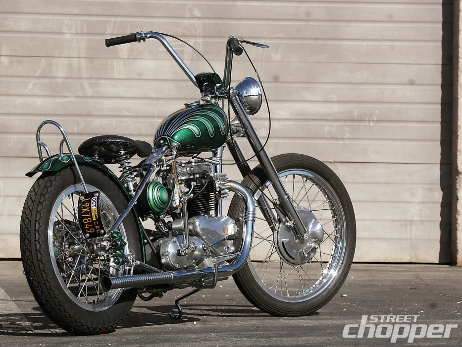 CUSTOM CHOPPER motorbike tuning bike hot rod rods  j wallpaper