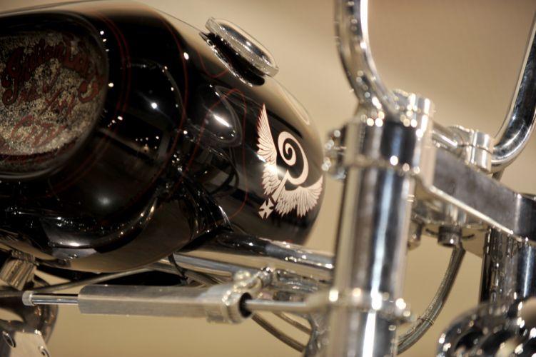 CUSTOM CHOPPER motorbike tuning bike hot rod rods g3 wallpaper