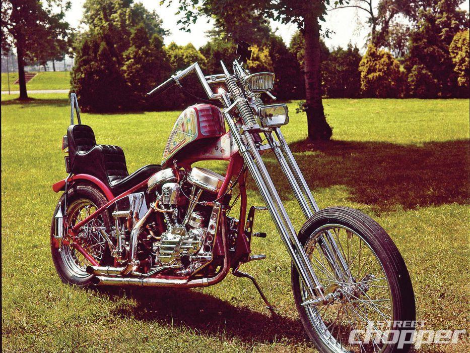 CUSTOM CHOPPER motorbike tuning bike hot rod rods engine   f wallpaper