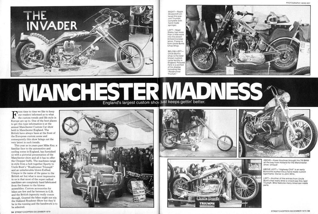 CUSTOM CHOPPER motorbike tuning bike hot rod rods poster      g wallpaper