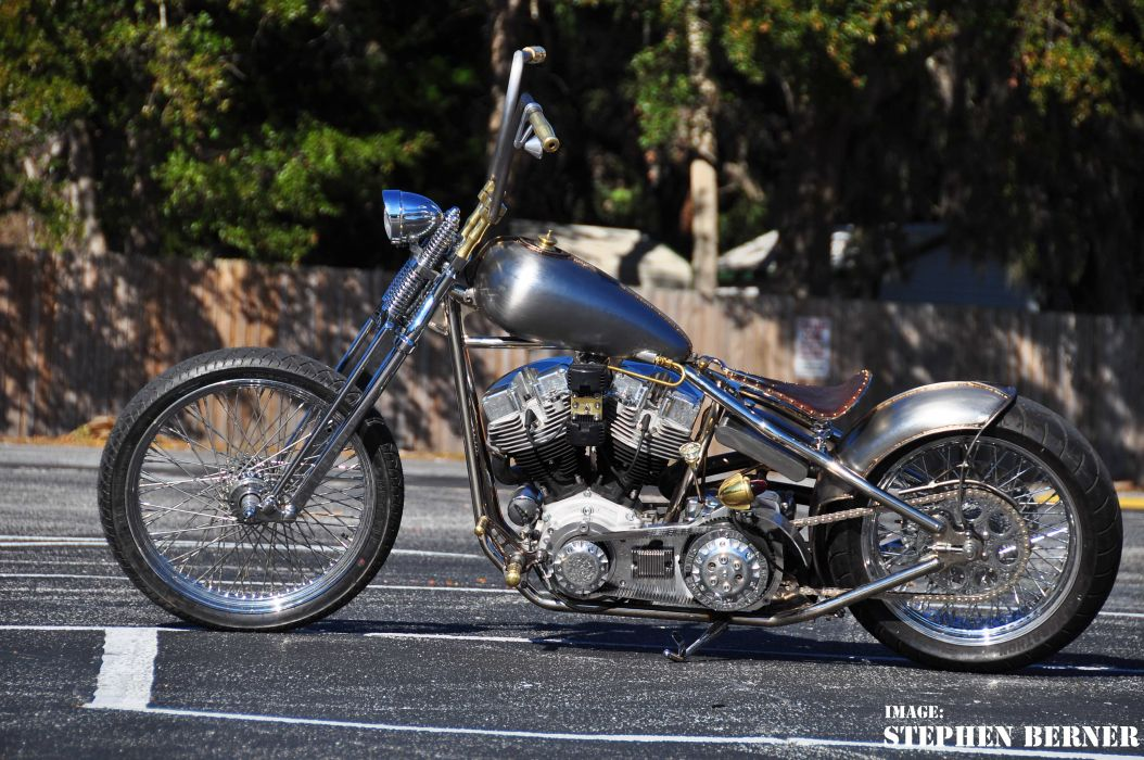 CUSTOM CHOPPER motorbike tuning bike hot rod rods tq wallpaper