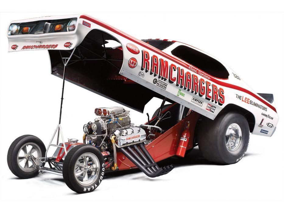 drag racing race hot rod rods funnycar 1972 Dodge Demon engine     g wallpaper