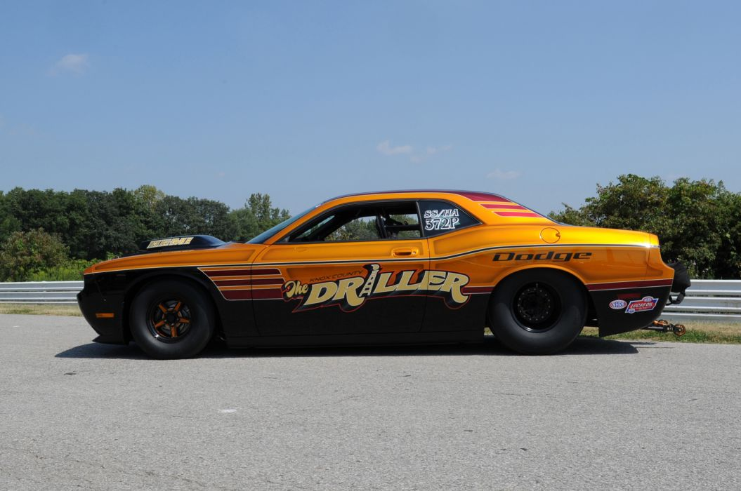 drag racing race hot rod rods plymouth Challenger g wallpaper