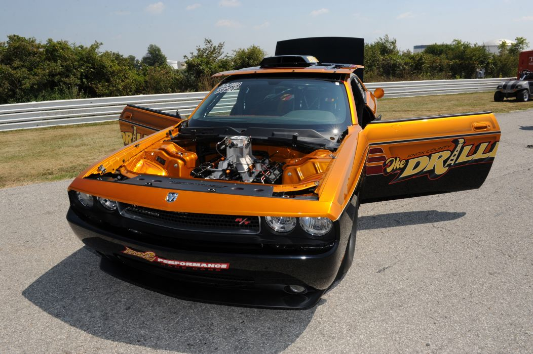 drag racing race hot rod rods plymouth Challenger engine      y wallpaper