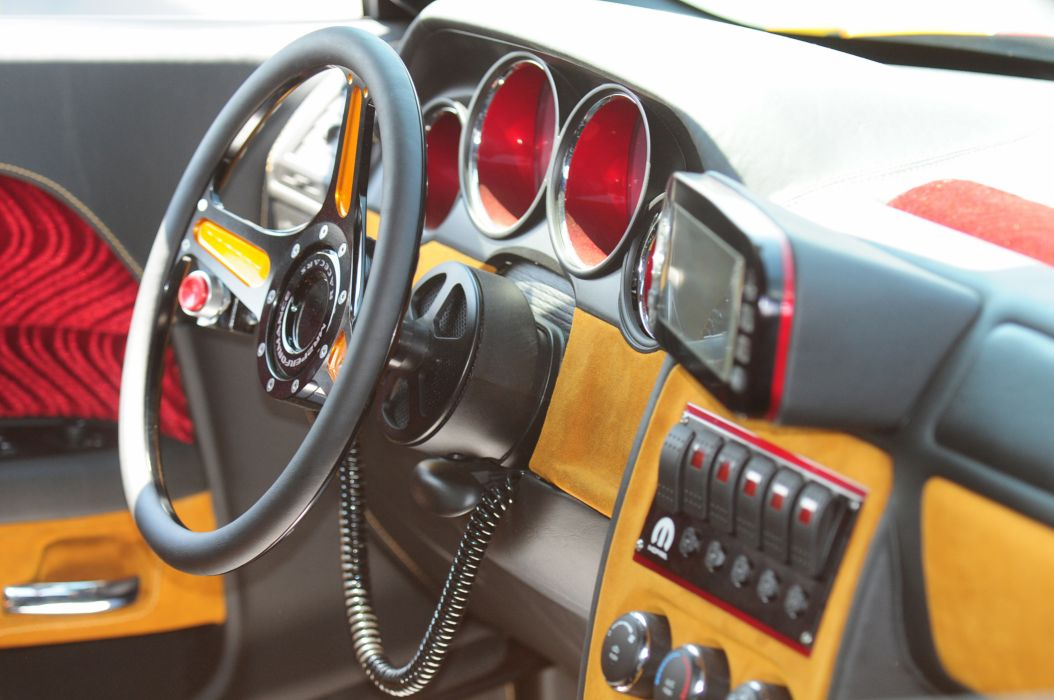 drag racing race hot rod rods plymouth Challenger interior      g wallpaper