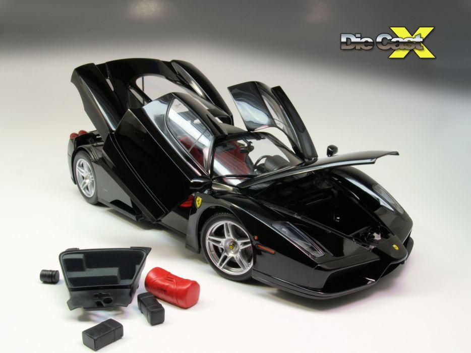 Ferrari Enzo supercar   g wallpaper