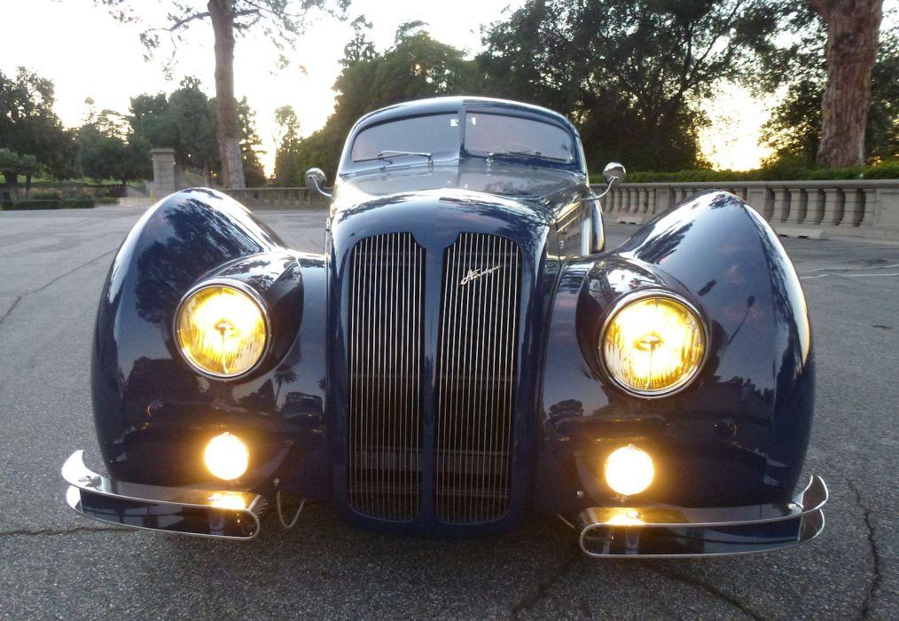 Jaguar Aerodyne custom classic    hd wallpaper