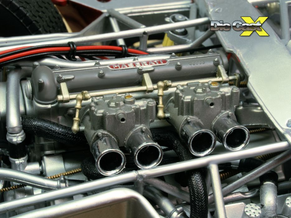 Maserati Type-61 Birdcage Shelby race racing engine      g wallpaper