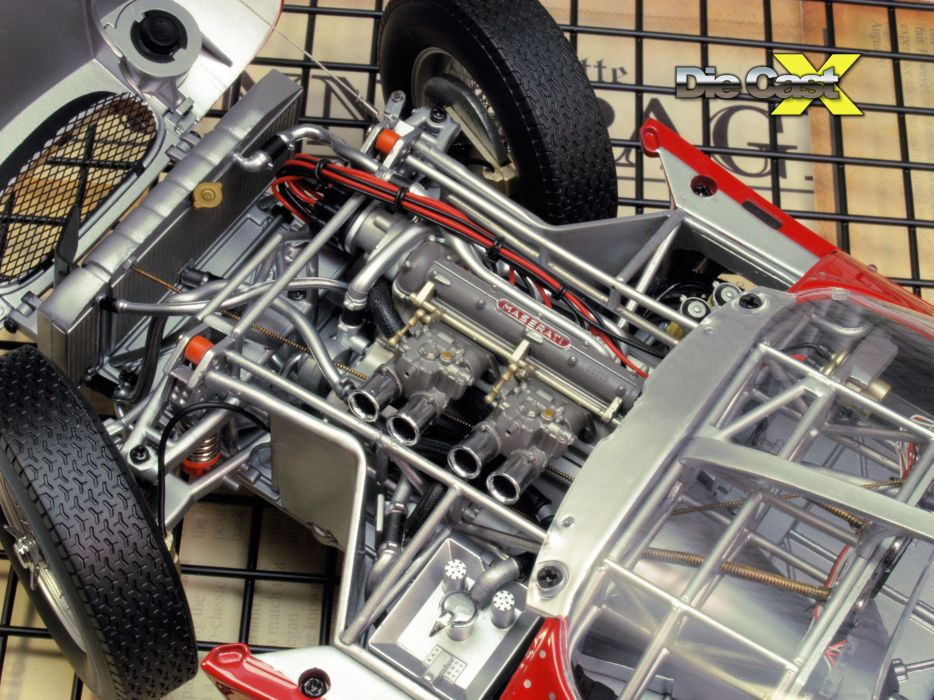 Maserati Type-61 Birdcage Shelby race racing engine e wallpaper