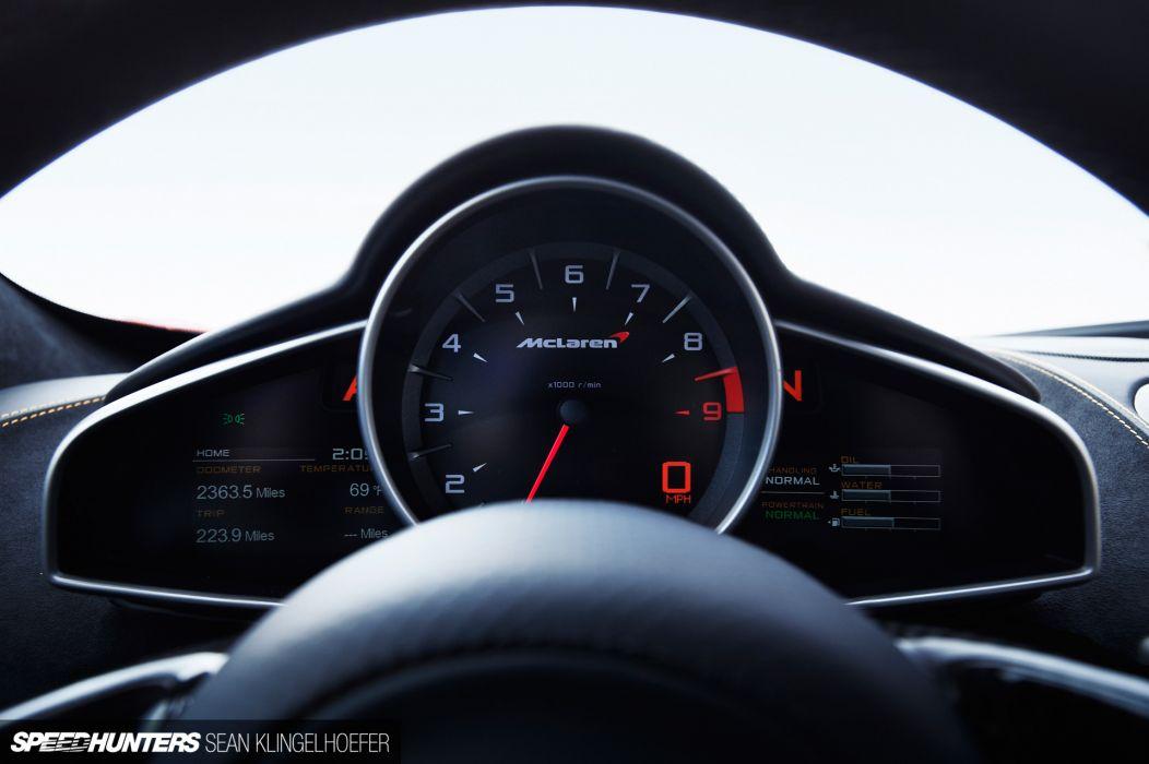 McLaren MP4-12C supercar interior       j wallpaper