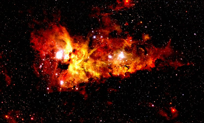 nebula stars eb wallpaper
