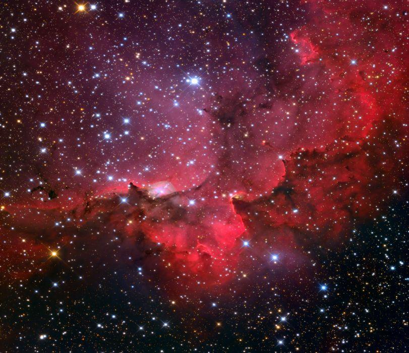 nebula stars     f wallpaper