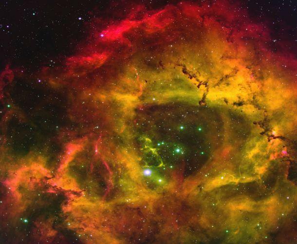 nebula stars er wallpaper