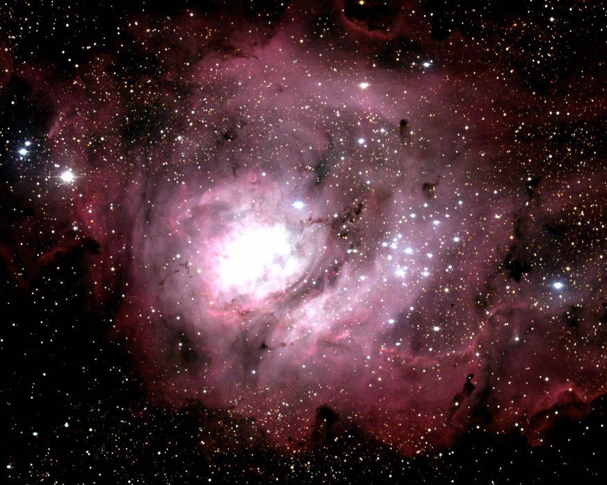 nebula stars  e wallpaper