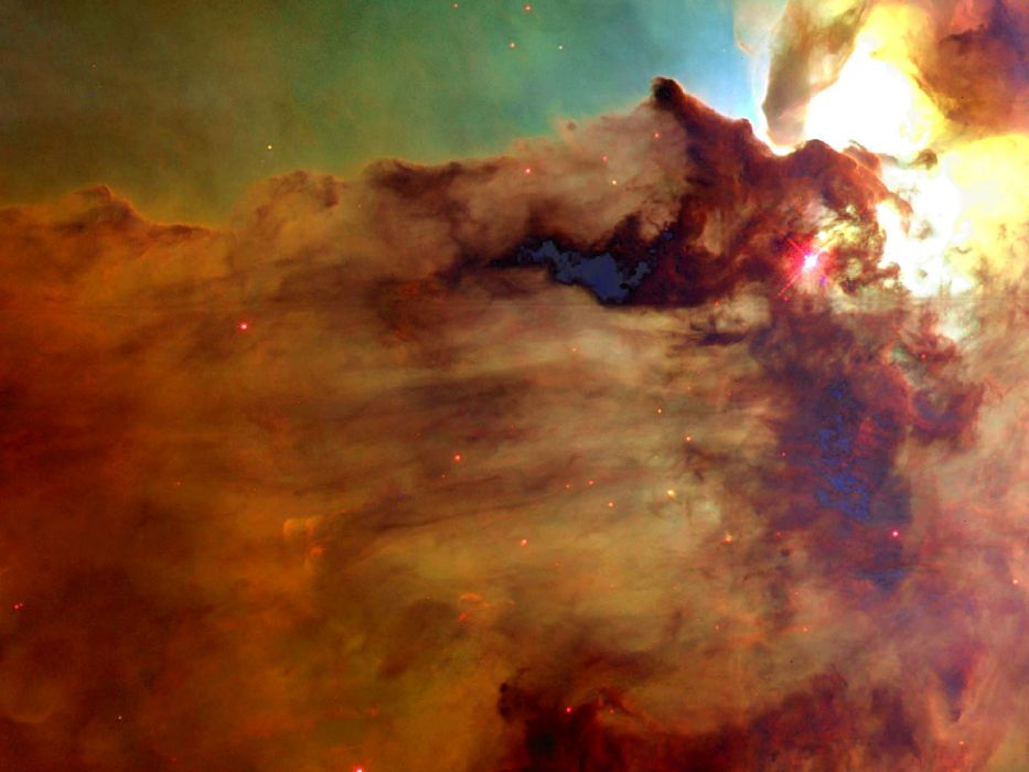 nebula stars bi wallpaper