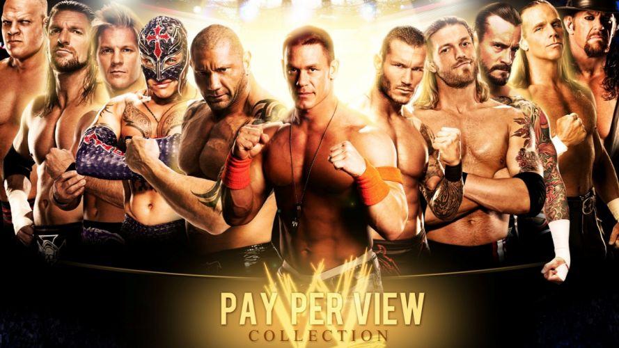 WWE wrestling poster g wallpaper