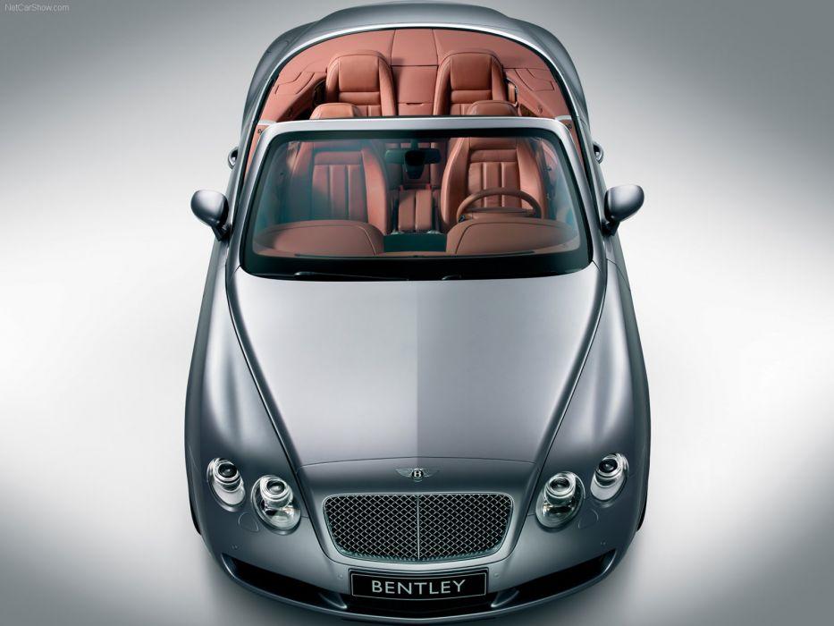 cars Bentley Continental Bentley Continental GTC wallpaper