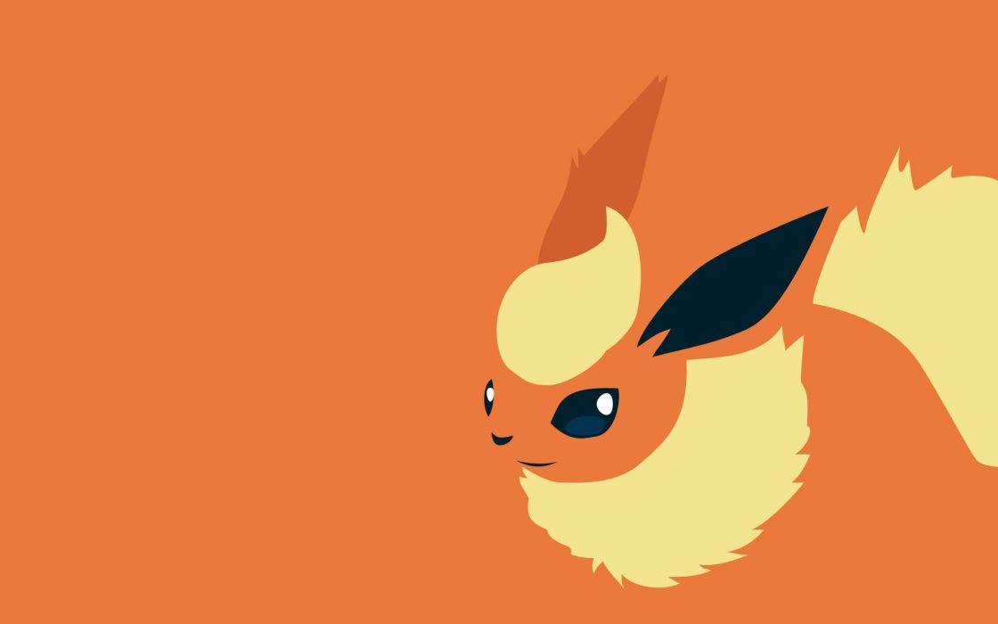 Pokemon video games simplistic wallpaper