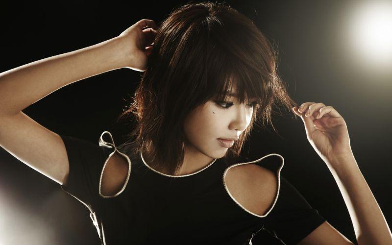 women Girls Generation SNSD Asians Korean Choi Sooyoung K-Pop wallpaper