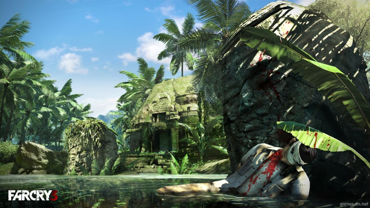 Temples Far Cry 3 Wallpaper 1920x1080 200727 Wallpaperup