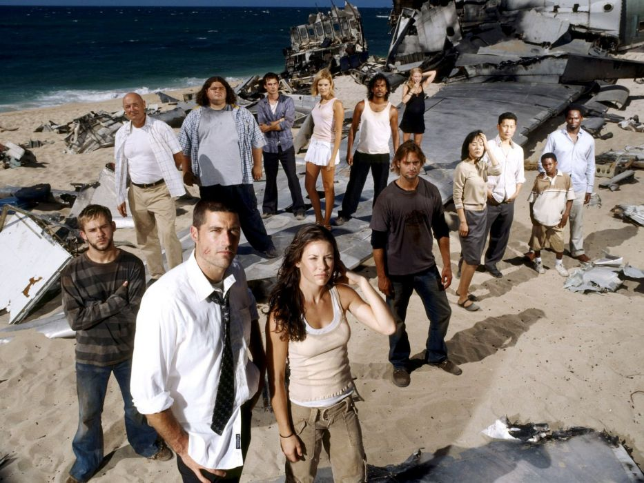 Lost (TV Series) TV shows wallpaper
