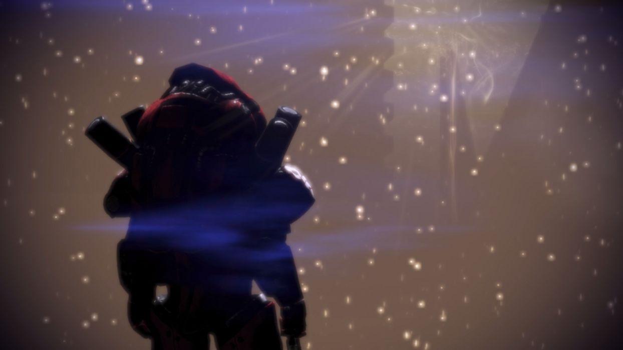 Mass Effect 3 Mordin Solus Tuchanka wallpaper