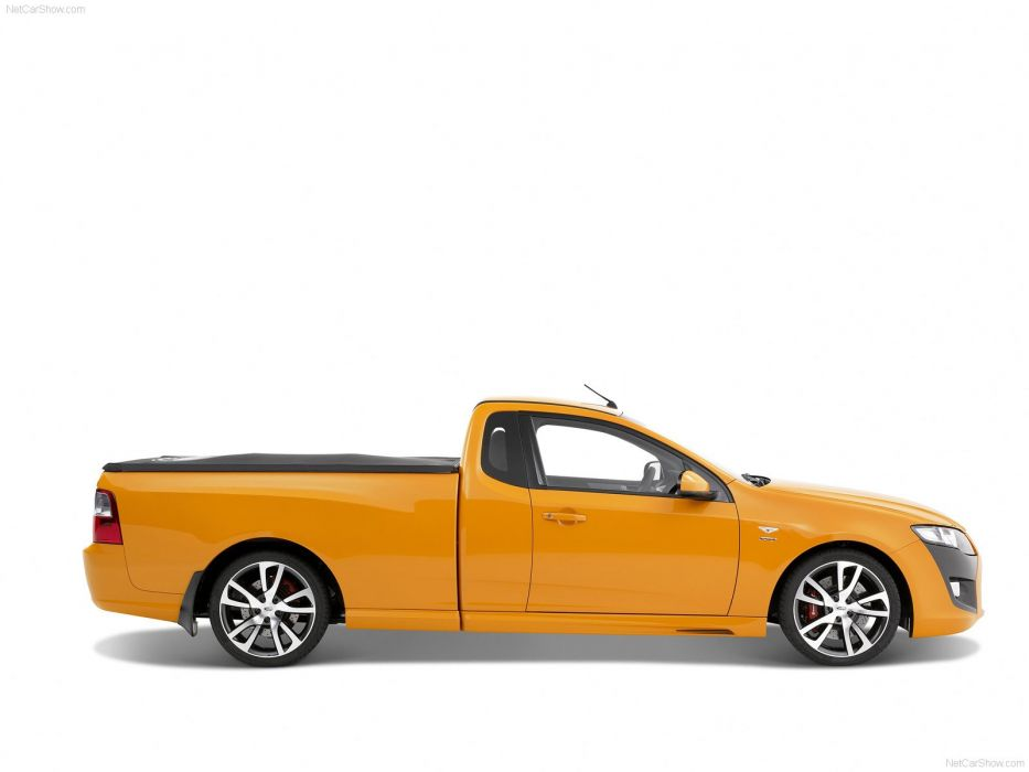 falcon cars FPV sports cars ute yellow cars Aussie Muscle Car Ford Australia wallpaper