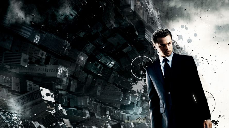 Inception characters Leonardo DiCaprio movie posters wallpaper