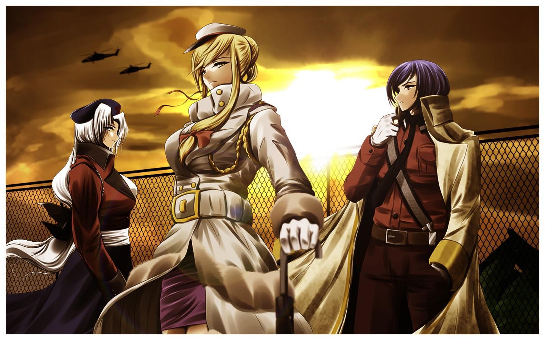 Yasaka Wallpaper Eirin Yasaka Kanako Anime