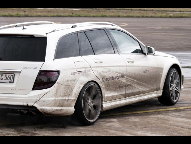 AMG Motion Edo Competition Mercedes-Benz C 63 wallpaper
