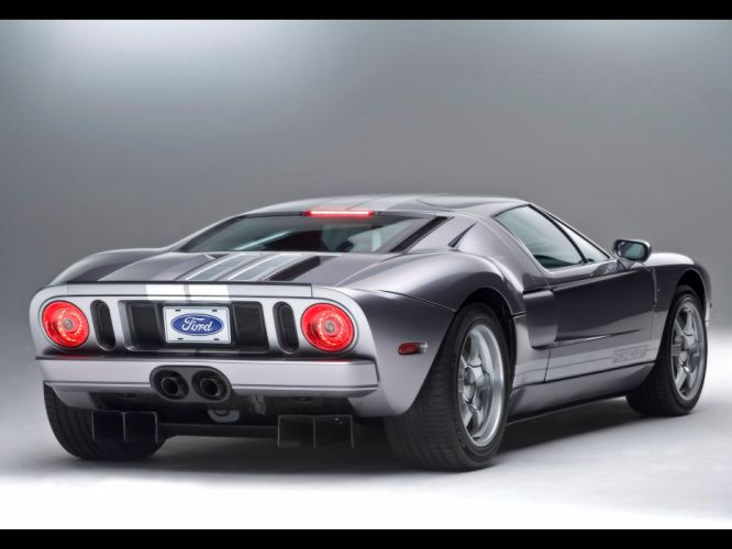 cars Ford GT wallpaper