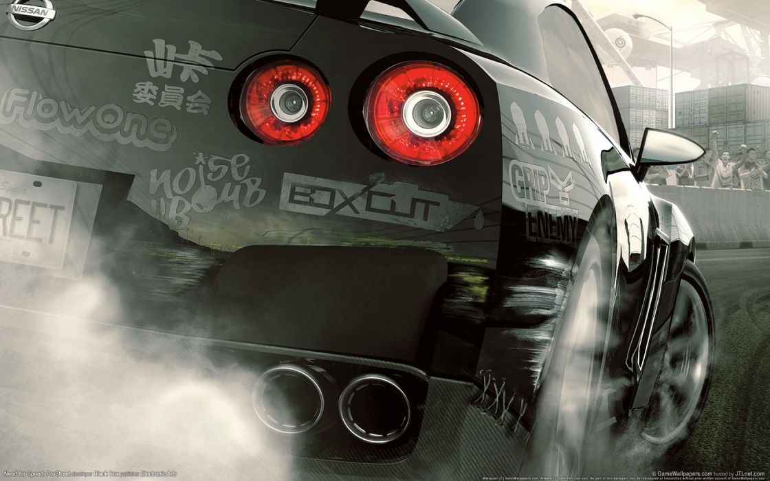 video games Need for Speed Need for Speed Prostreet wallpaper