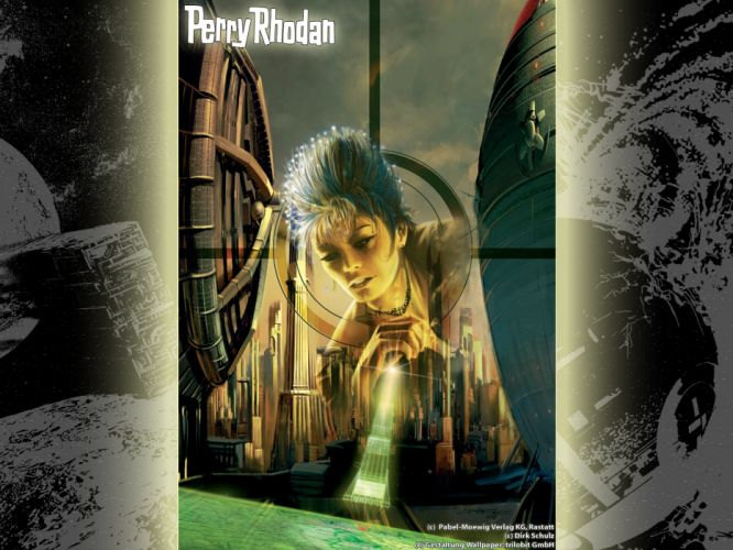 outer space magazines Perry Rhodan science fiction magazine covers wallpaper